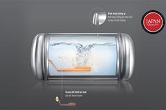 5 mẹo chọn bình nước nóng cho vùng nước cứng, nước lợ