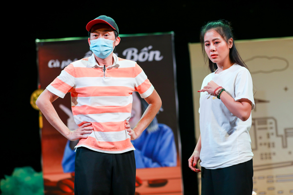 Hoài Linh diễn kịch suốt 10 ngày Tết