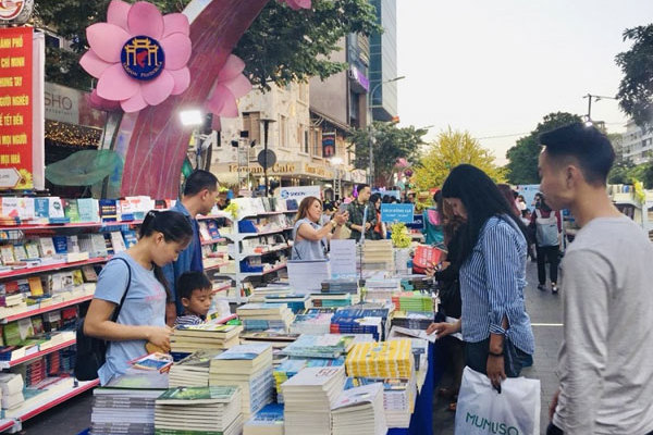 HCM City to open book street festival to mark Tet holiday