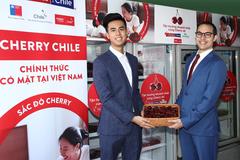 Cherry Chile lần đầu được nhập khẩu vào Việt Nam
