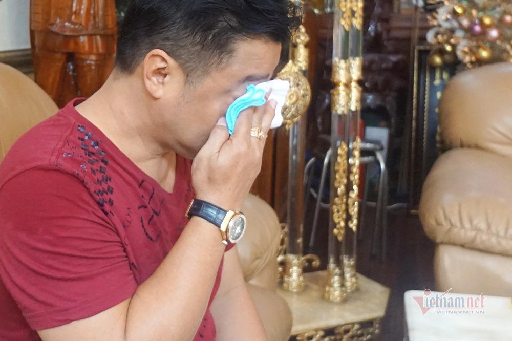 Ký ức Tết thuở bé bên cha và giọt nước mắt của diễn viên Lý Hùng