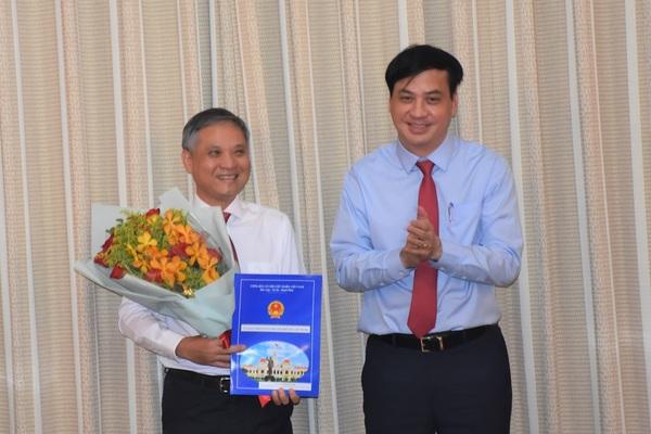 Ông Lâm Hoài Anh thay ông Phạm Phú Quốc làm Tổng giám đốc IPC