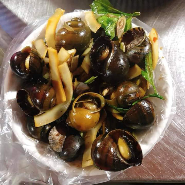 Anyone has tasted all the street food of Hanoi?