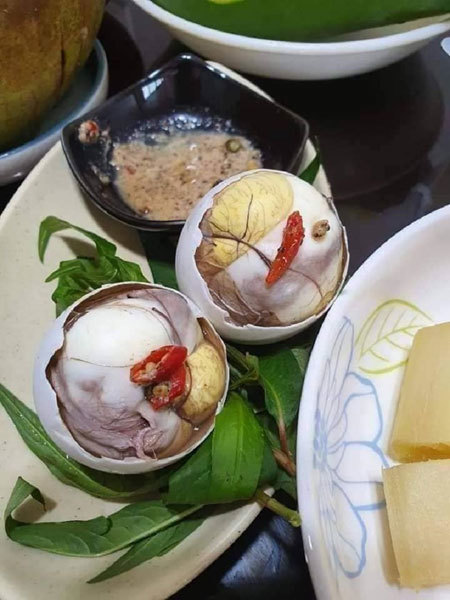 Vietnamese specialties: Someone's loves, other's horrors