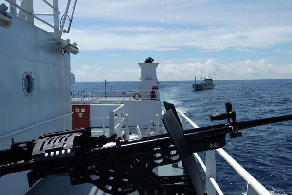 Indonesia cảnh báo nguy cơ xung đột vì luật hải cảnh Trung Quốc