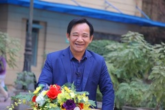 Diễn viên Quang Tèo: Số tôi thị phi, nhiều chuyện từ trên trời rơi xuống