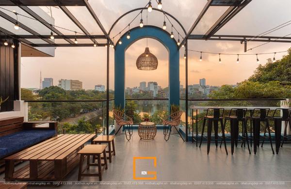 The Nammin House - góc châu Âu lãng mạn giữa lòng Hà Nội