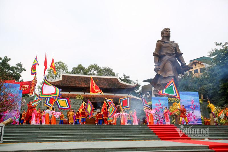 Hà Nội dừng tổ chức lễ hội Gò Đống Đa năm 2021