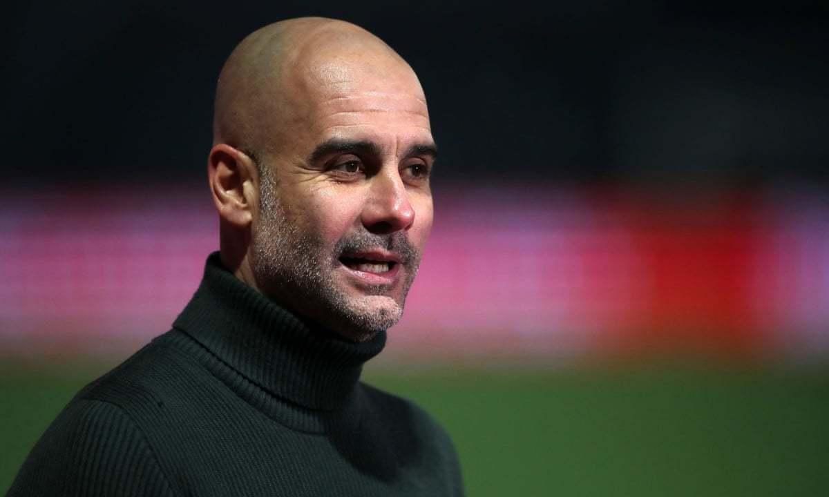 Man City thăng hoa: Khi Pep Guardiola thay đổi