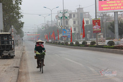 Chi Linh city after 10 days under lockdown