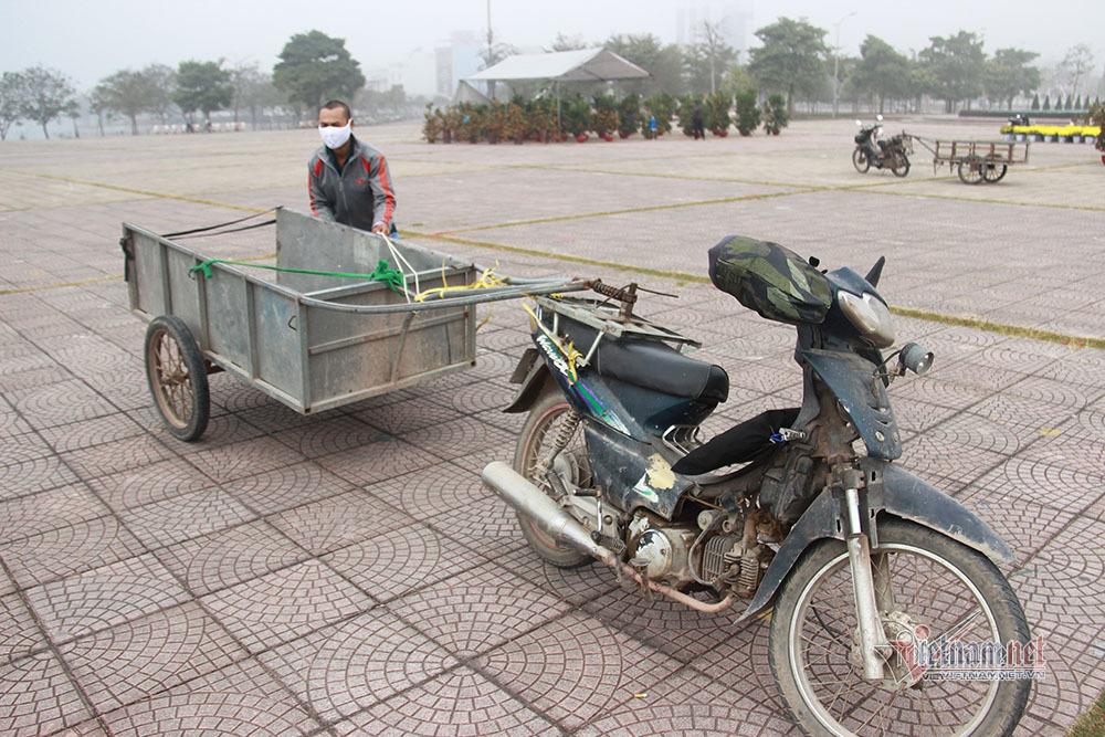 Bên trong TP Chí Linh sau 10 ngày phong toả dịp cận Tết
