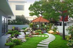 An yên đón Tết với 8 loại cây nên trồng ở sân vườn