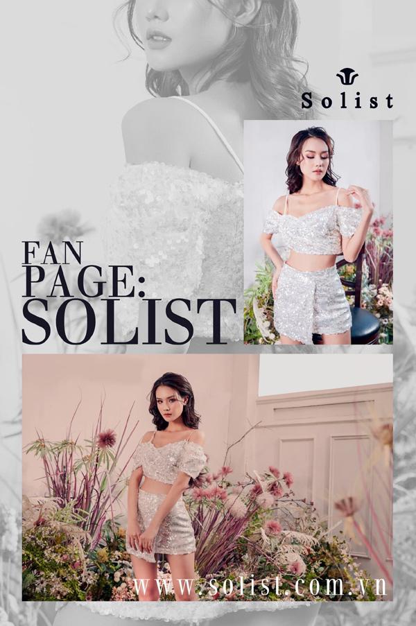 Solist - thời trang 'biến hóa' phong cách