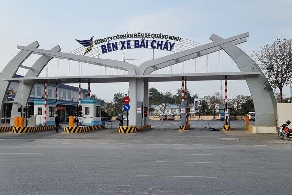 Quảng Ninh cho xe khách hoạt động lại sau 9 ngày tạm ngưng