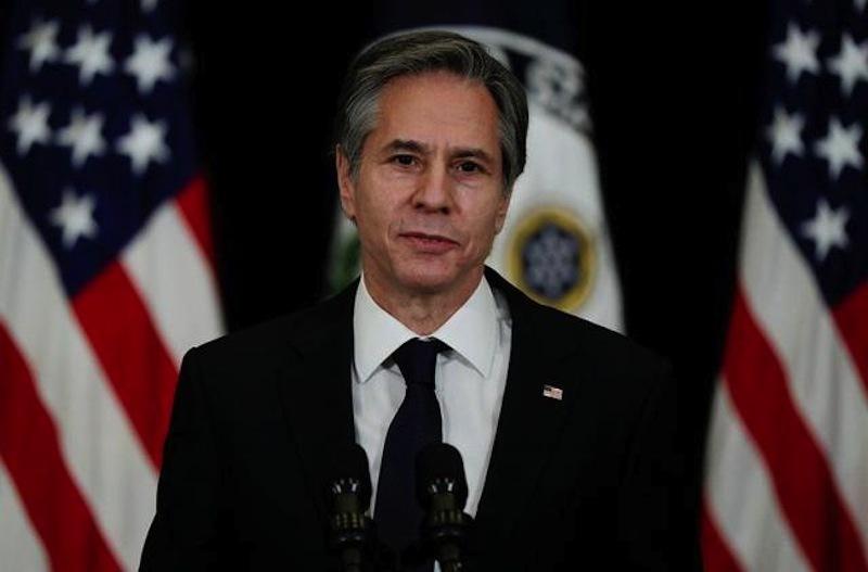 Hé lộ cuộc gọi của Ngoại trưởng Mỹ với nhà ngoại giao Trung Quốc