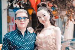 Diễn viên Hồng Nhung 'Lựa chọn số phận' hạnh phúc bên DJ Xlim