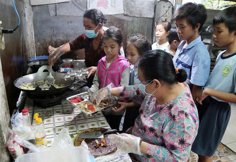 'Ngoại Thủy' của những trẻ em nghèo ở Sài Gòn