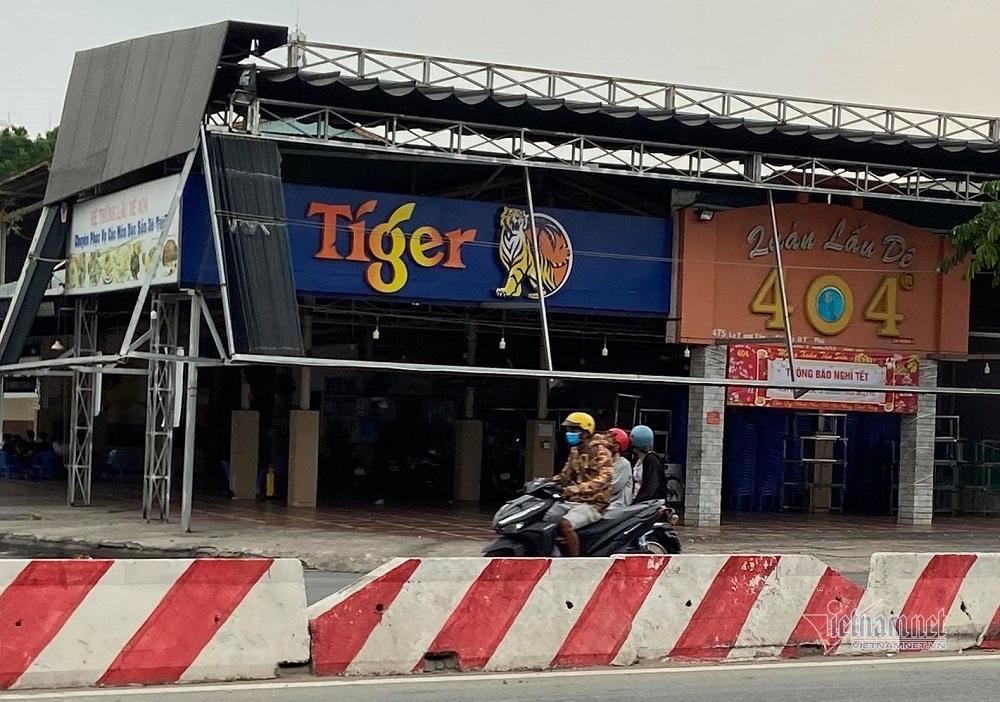 TP.HCM tìm người đến quán lẩu dê ở quận Tân Phú