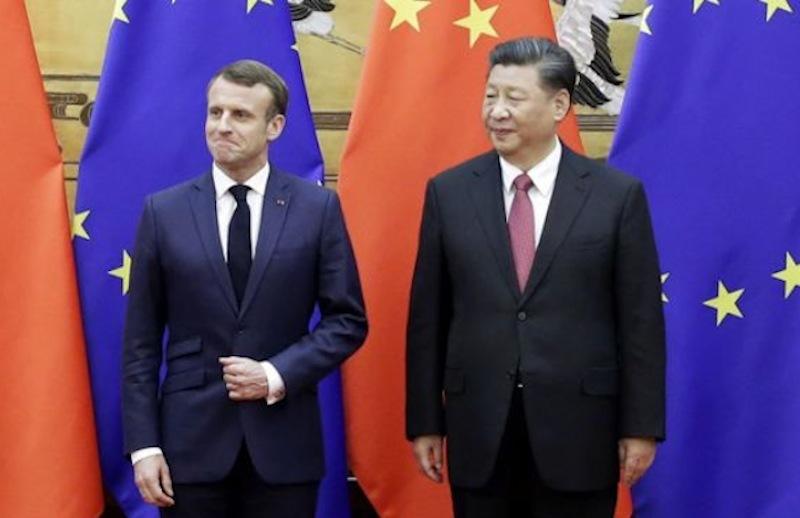 Pháp nhìn nhận thế nào về thách thức Trung Quốc?