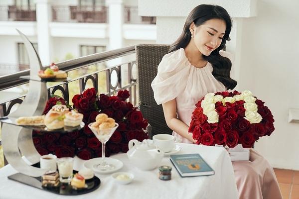 Người đẹp Doãn Hải My: 'Mạng xã hội không thể thay thế sách'