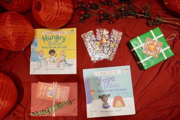 Sách Tết: Thiếu nhi đọc vui như Tết
