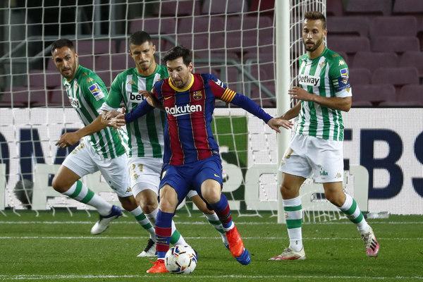 Nhận định Betis vs Barca: Đối mặt hiểm nguy