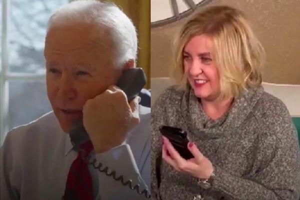 Ông Biden gọi điện trực tiếp cho nhiều người dân Mỹ thumbnail