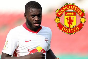 MU đề nghị Upamecano, Liverpool ký Raphinha