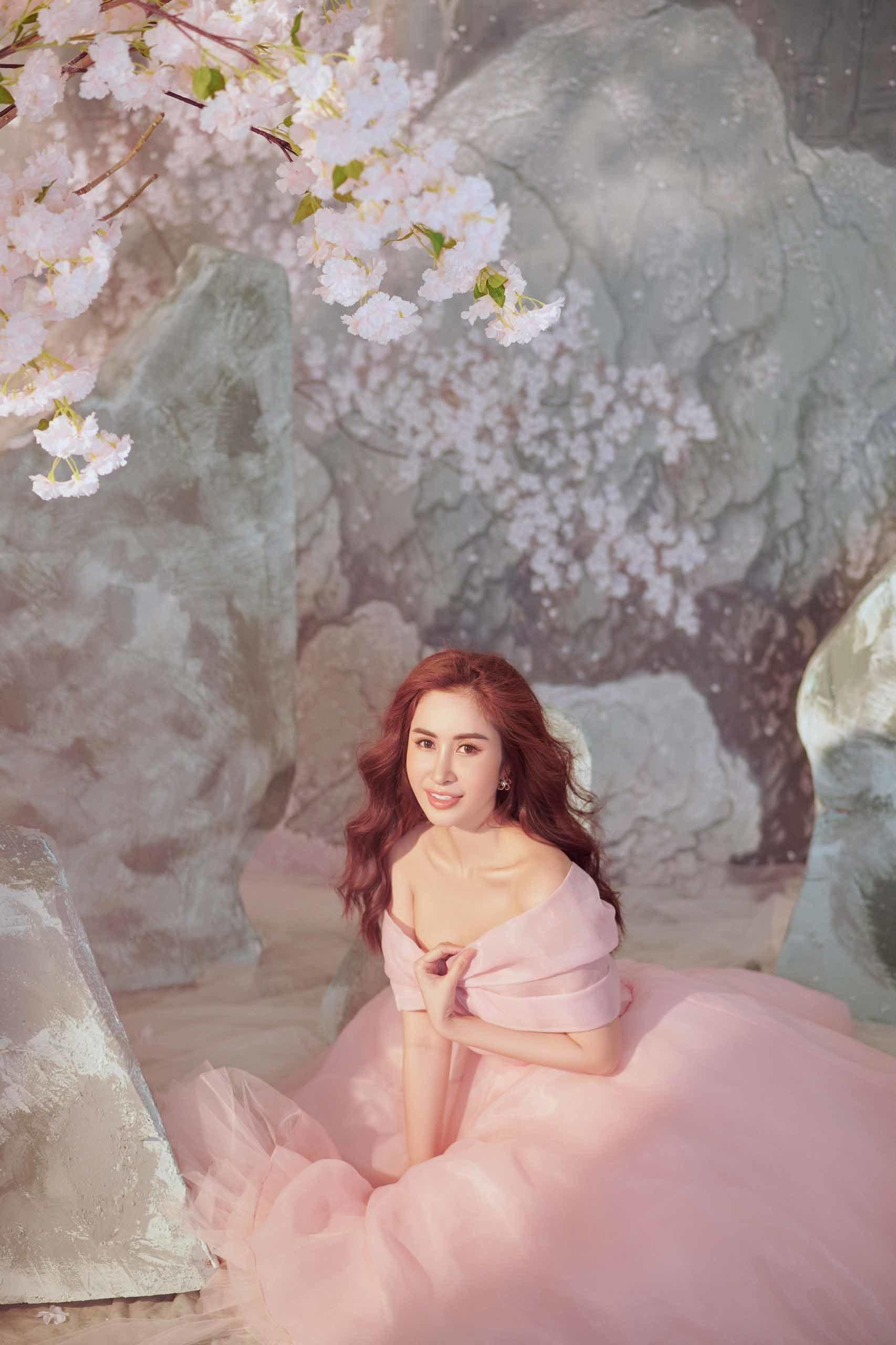 Hoa hậu Phan Ngọc Hân sợ bị giục lấy chồng mỗi dịp Tết