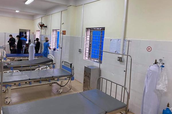 Kỷ lục Việt Nam, 15 giờ lập xong bệnh viện dã chiến 300 giường