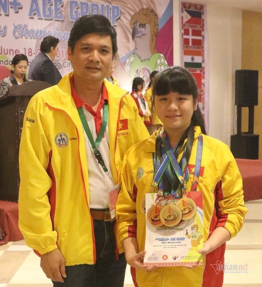 Học cùng con, ông bố Thái Nguyên từ số 0 được chứng nhận quốc tế