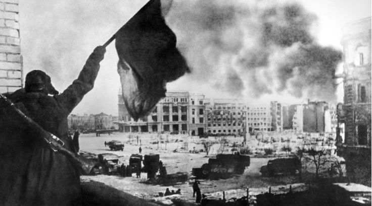 Đội quân chuột làm nên chiến thắng Đức Quốc xã trong trận Stalingrad
