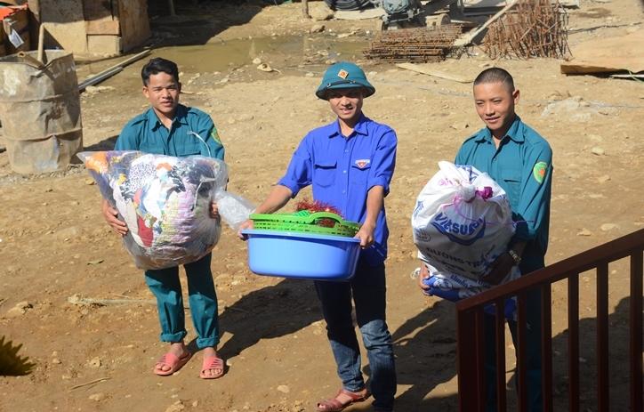 Cuộc sống mới ở Trà Leng
