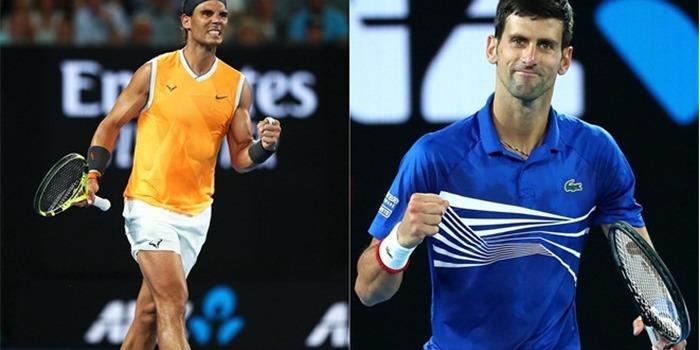 Phân nhánh Australian Open 2021: Djokovic gặp khó, Nadal dễ thở