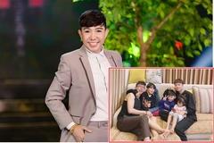 Ca sĩ Long Nhật: Tôi nịnh vợ và 4 con rất giỏi!