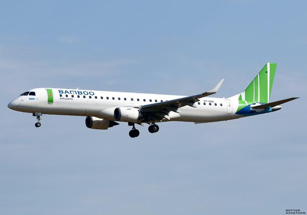 Bamboo Airways mở đường bay thẳng Hà Nội - Rạch Giá