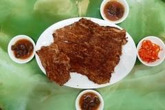 Mê mẩn với món trâu khô ngon trứ danh ở Sóc Trăng