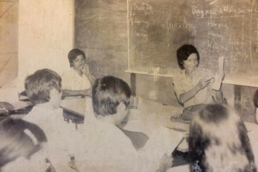 Tết xa quê 'không bao giờ quên' của người thầy làm nghĩa vụ quốc tế