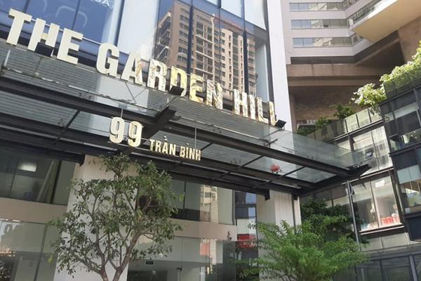 Hà Nội có thêm 2 ca mắc Covid-19 ở chung cư Garden Hill