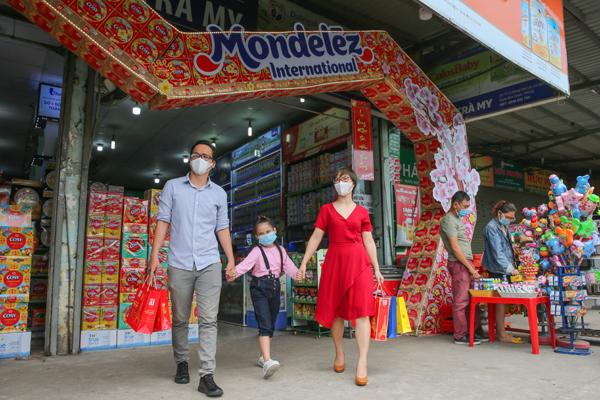 Tặng quà Tết - nét văn hóa truyền thống của người Việt