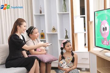 Thỏa sức giải trí với 49 kênh quốc tế trên Truyền hình FPT