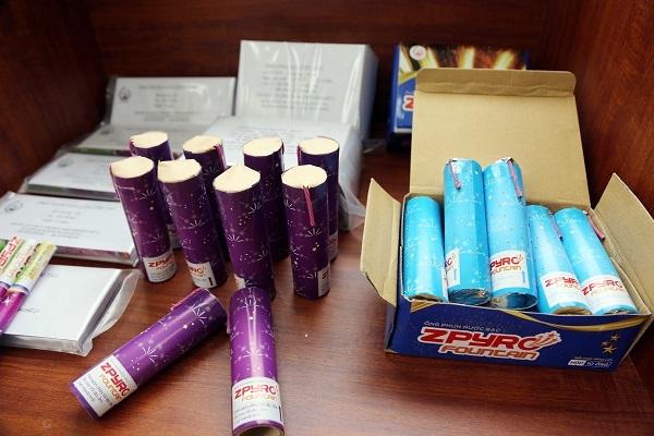 14 điểm bán pháo hoa trên cả nước cho người dân dịp Tết