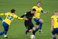 Lịch thi đấu bóng đá La Liga vòng 24