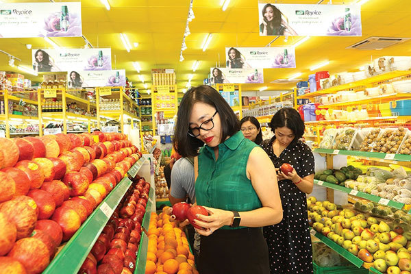 Keeping opportunities fresh in fruit and vegetable exports