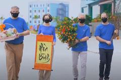 Đại sứ nhóm G4 chúc Tết lực lượng gìn giữ hòa bình Việt Nam