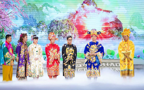 New Year,TV series entertain audiences