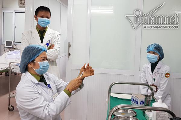 Việt Nam đã hoàn thành thử nghiệm giai đoạn 1 vắc xin Nanocovax