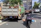 Đi sắm Tết, thanh niên bị xe container cán chết ở Đà Nẵng