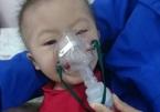 Bé trai 1 tuổi cần gấp 70 triệu đồng phẫu thuật tim