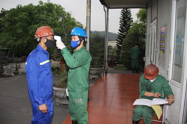 Các đơn vị TKV Quảng Ninh đẩy mạnh phòng chống dịch Covid-19